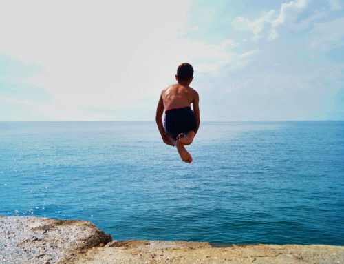 Cliff Jumping: What to Do When the Feelings of Risk and Faith Collide
