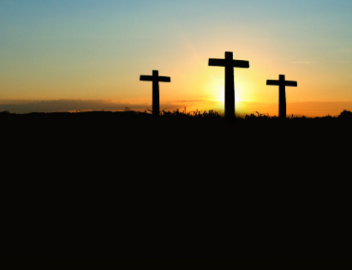 """How He Died"": A Good Friday Dramatic Retelling"
