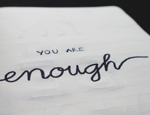 You, are Enough (a Joyful Life devotion)
